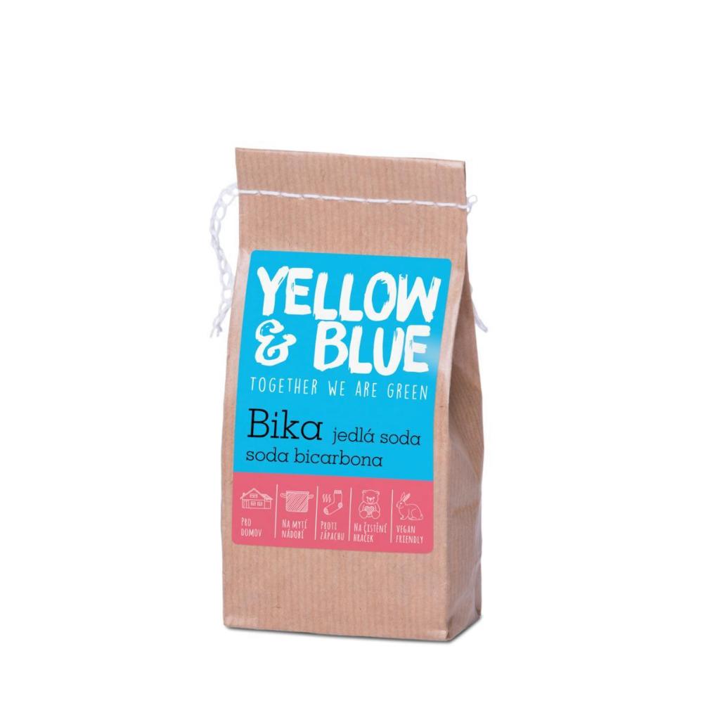 Yellow & Blue Bika jedlá sóda Tierra Verde 250 g