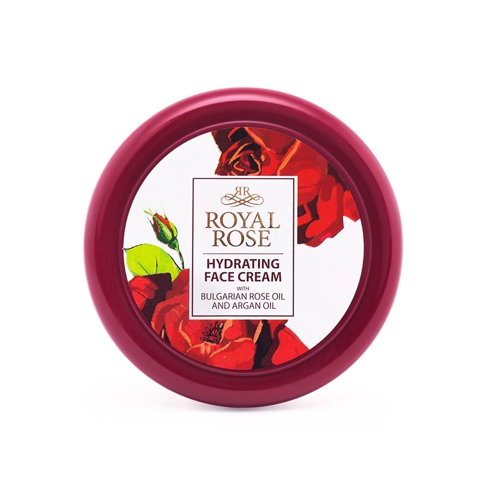 Hydratačný krém na tvár Royal Rose BioFresh 100 ml