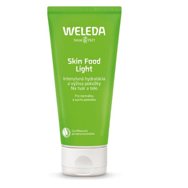 Hydratačný krém Skin Food Light Weleda 75 ml
