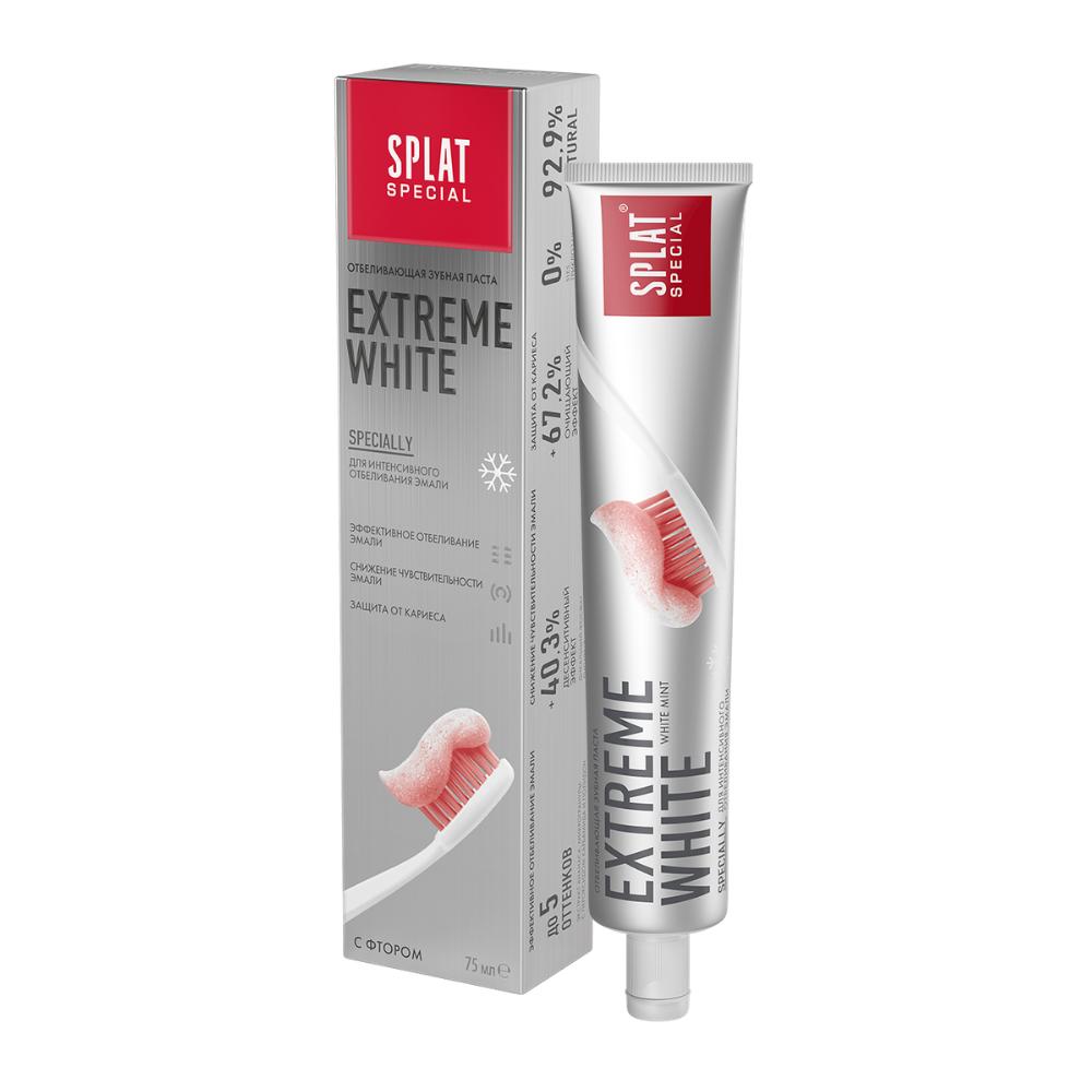 Zubná pasta Special EXTREME WHITE SPLAT 75 ml