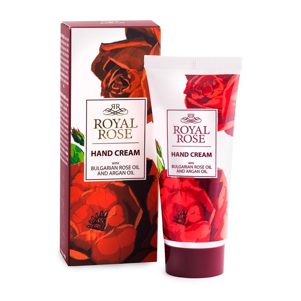 Krém na ruky Royal Rose BioFresh 50 ml