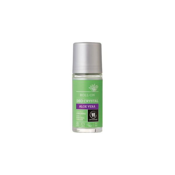 Deodorant roll on Aloe vera URTEKRAM 50 ml