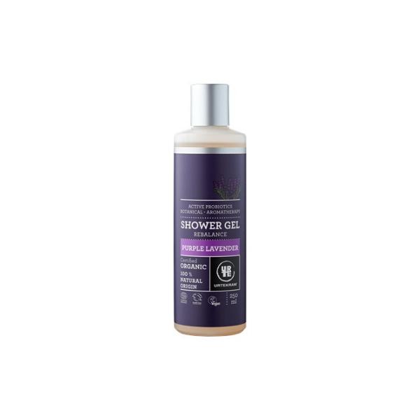 Levanduľový sprchový gél URTEKRAM 250 ml