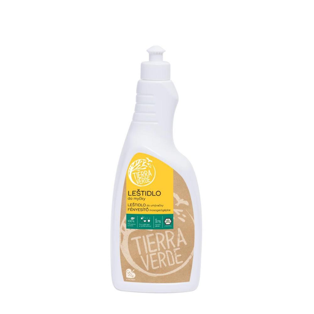 Leštidlo do umývačky riadu Tierra Verde 750 ml