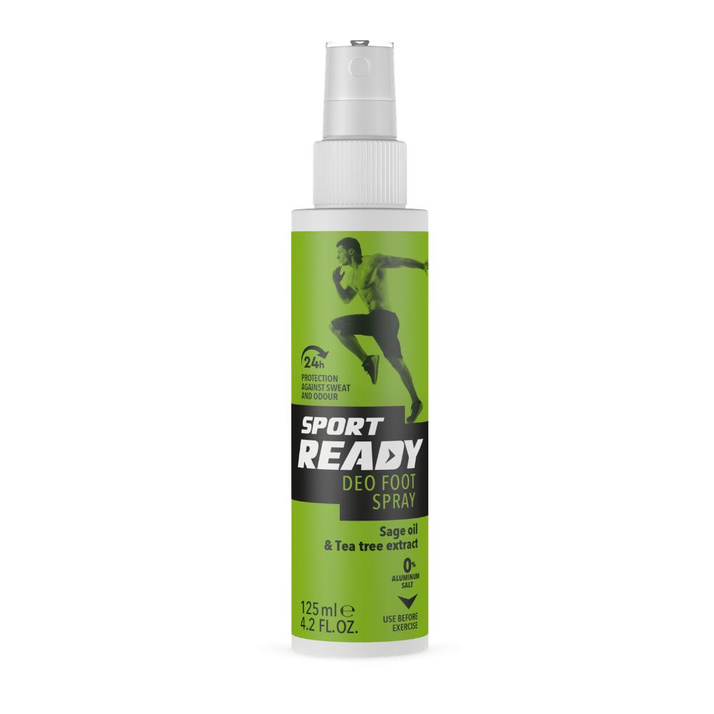 DEO sprej na nohy Sport Ready 125 ml