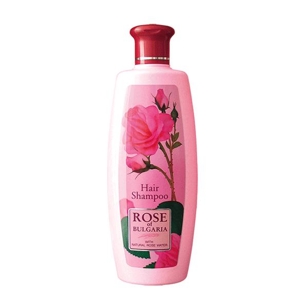 Šampón na vlasy z ružovej vody 330ml Biofresh