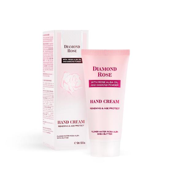 Omladzujúci krém na ruky Diamond Rose Biofresh 50 ml