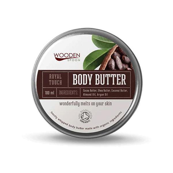 telové maslo woodenspoon