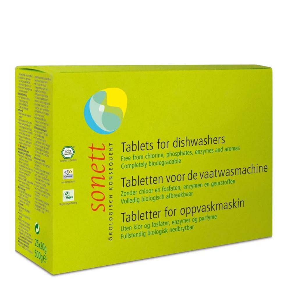 Tablety do umývačky riadu Sonett 25 ks
