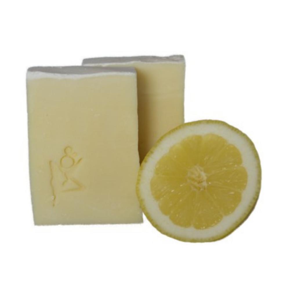 100% kokosové mydlo na pranie – pevné – citrón Alchymistky 1 kg