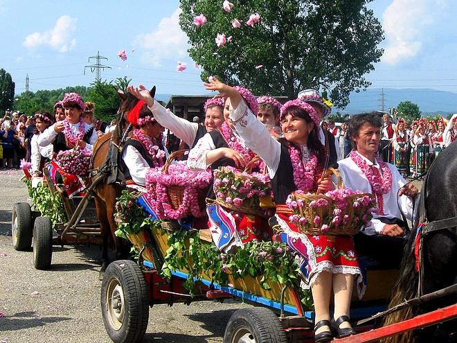 karnevalovy sprievod