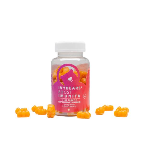 IVY Bears - boost imunita 150 g