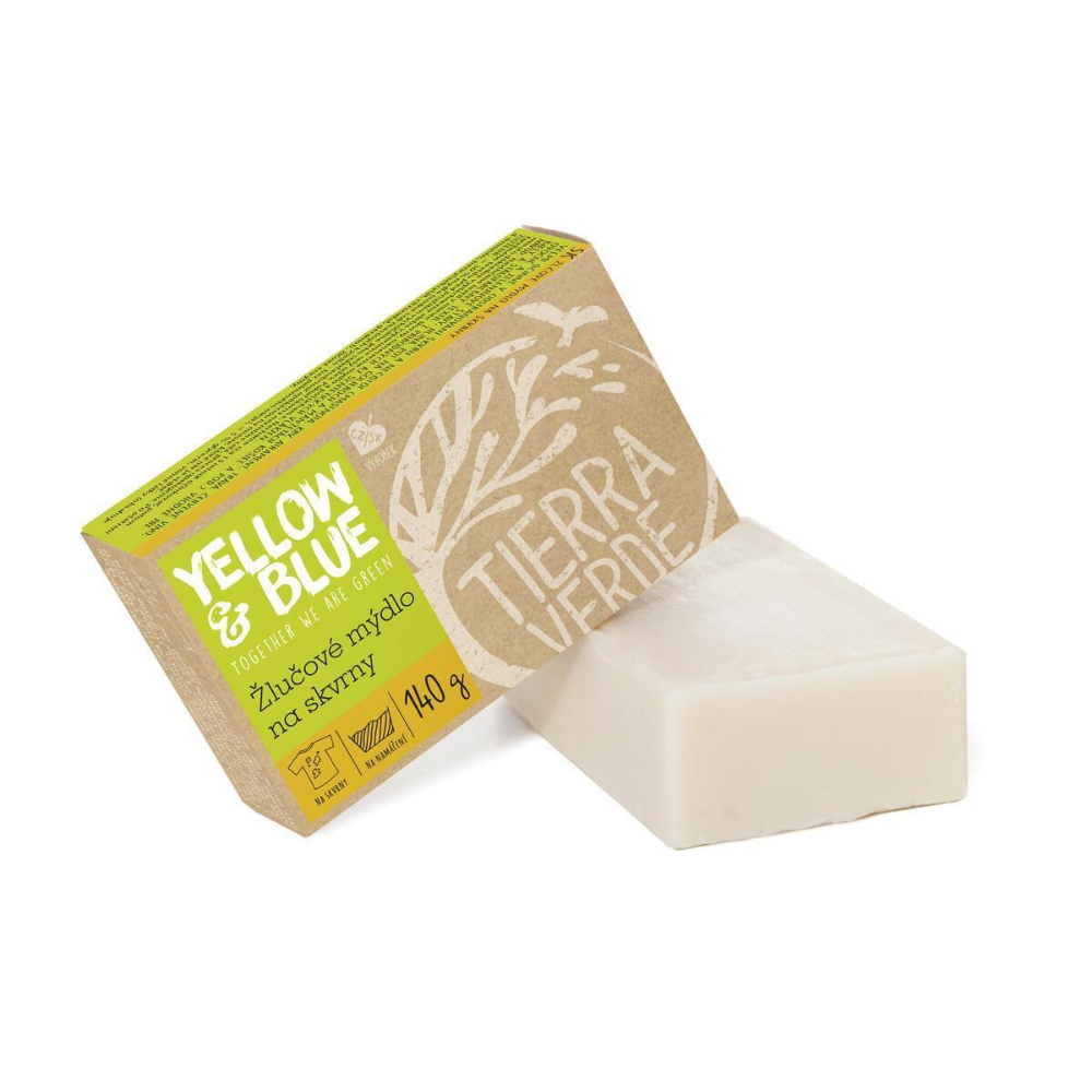 Žlčové mydlo Tierra Verde 140 g