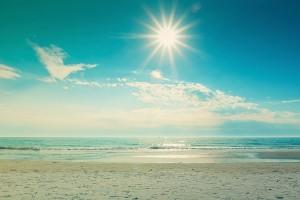 Slnečná pláž