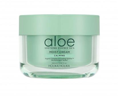 Hydratačný krém na tvár s Aloe 80% Holika Holika 100 ml