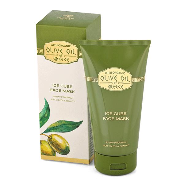 Ľadová maska na tvár s olivovým olejom 150 ml Biofresh