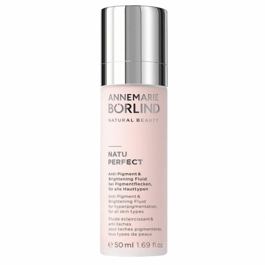 NatuPerfect Anti-pigmentové a bieliace fluid Annemarie Börlind 50 ml