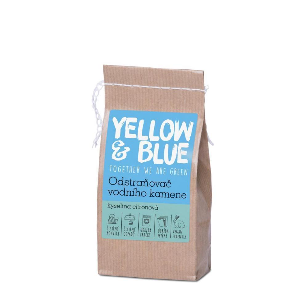 Yellow & Blue odstraňovač vodného kameňa kyselina citrónová Tierra Verde 250 g