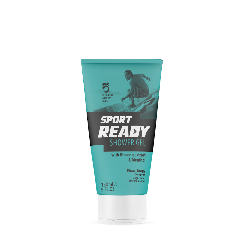 Osviežujúci sprchový gél Sport Ready 150 ml