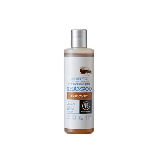 Kokosový šampón URTEKRAM 250 ml