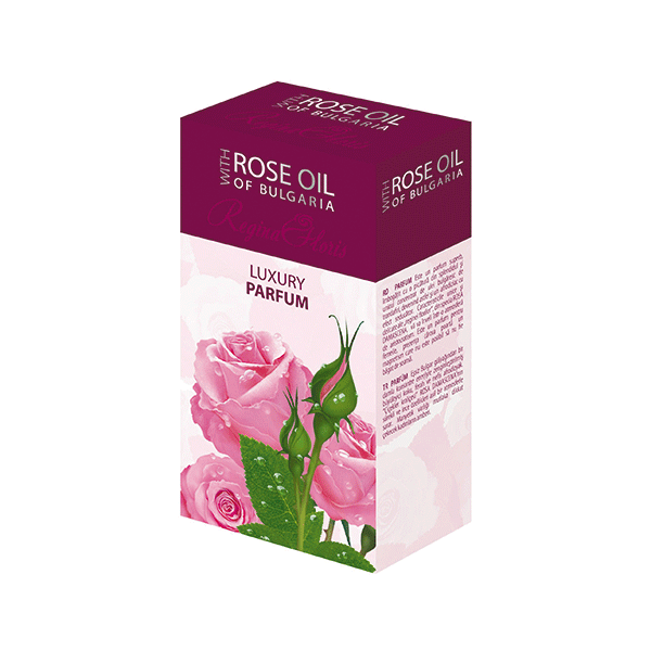 Luxusný parfém s ružovým olejom 50ml
