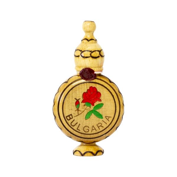 Ružový olej 100% Bio Alteya - Tradičné balenie 1 ml