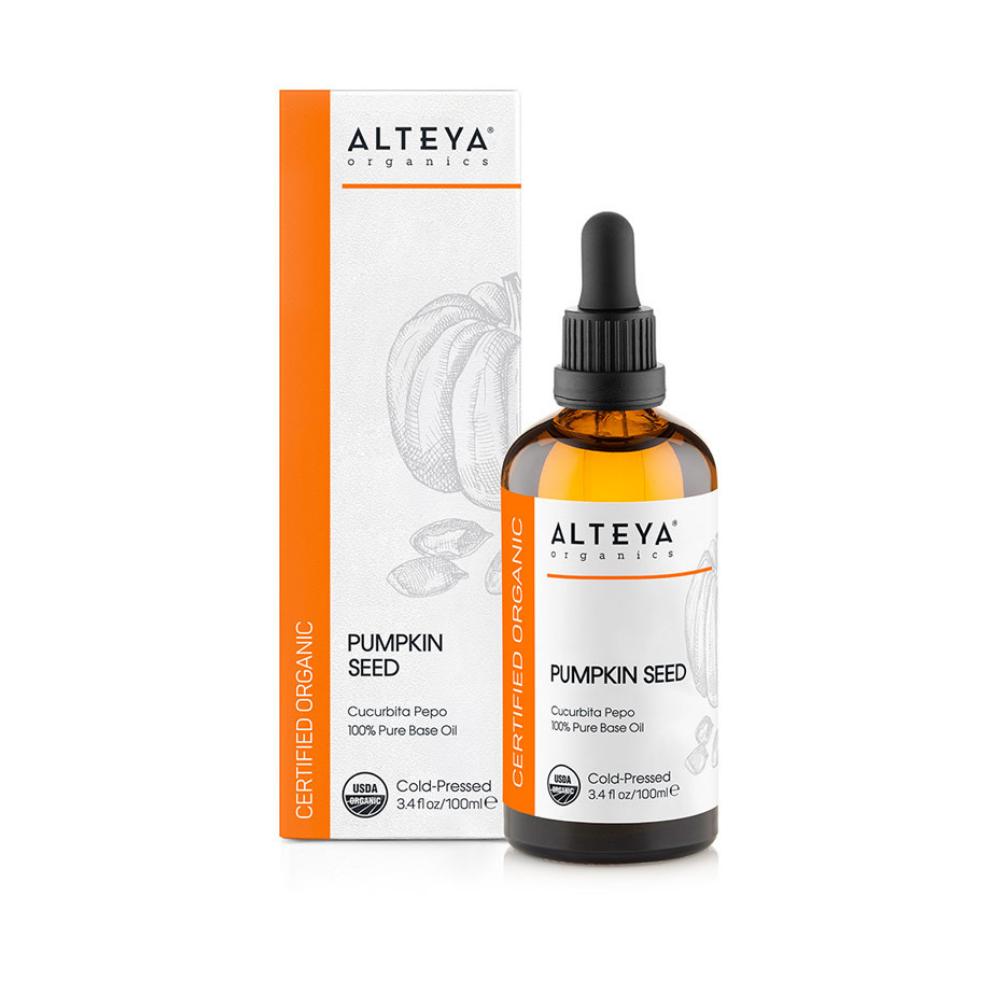 Tekvicový olej 100% Bio Alteya 100 ml